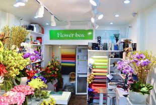 Flower box Hai Bà Trưng