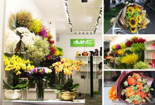 Flower box Pasteur