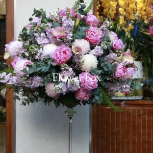 Bình hoa chúc mừng - FBVA 007