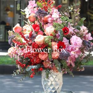 Bình hoa khảm trai - FBVA 020
