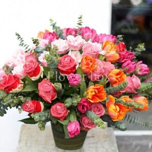 Bình hoa trang trí - FBVA 052