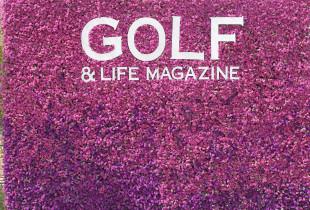 FLOWER BOX TÀI TRỢ KỶ NIỆM 100 GOLF&LIFE MAGAZINE