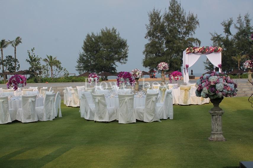 Event Tiệc Cưới Bãi Biển - FBEV 023