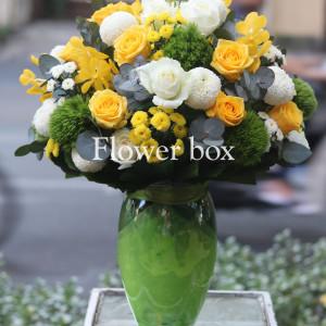 Bình hoa trang trí - FBVA 029