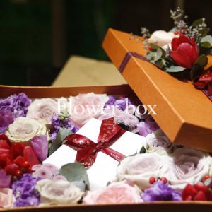 Hộp Hoa và Quà - FBGB 006