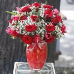 Bình hoa chúc mừng - FBVA 061