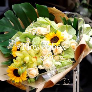 Bó hoa chúc mừng - FBBO 040