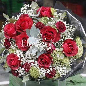 Bó hoa kỷ niệm - FBBO 017