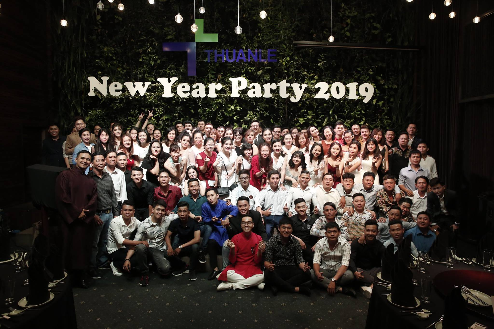 NEW YEAR PARTY 2019