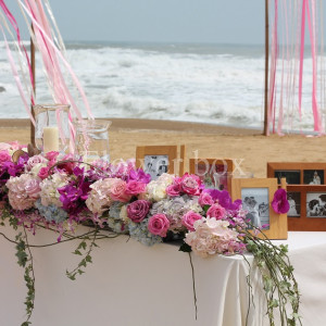 Event Tiệc Cưới Bãi Biển - FBEV 031