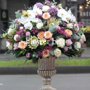 Bình hoa chúc mừng - FBVA 043