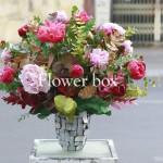 Bình hoa khảm trai - FBVA 033