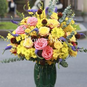 Bình hoa trang trí - FBVA 014