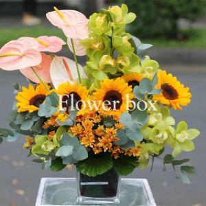 Bình hoa trang trí - FBVA 021