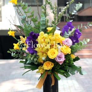 Bình hoa trang trí - FBVA 034