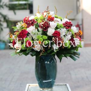 Bình hoa trang trí - FBVA 036