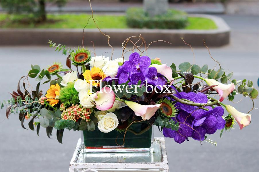Bình hoa trang trí - FBVA 066