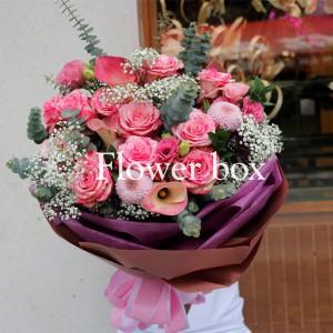 Bó hoa chúc mừng - FBBO 004