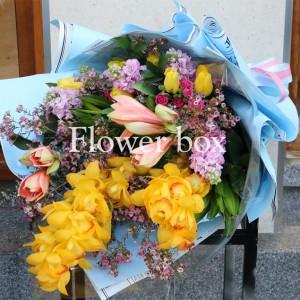 Bó hoa chúc mừng - FBBO 010