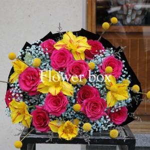 Bó hoa chúc mừng - FBBO 052