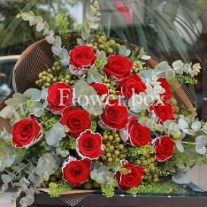 Bó hoa kỷ niệm - FBBO 026