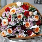 Bó hoa kỷ niệm - FBBO 035