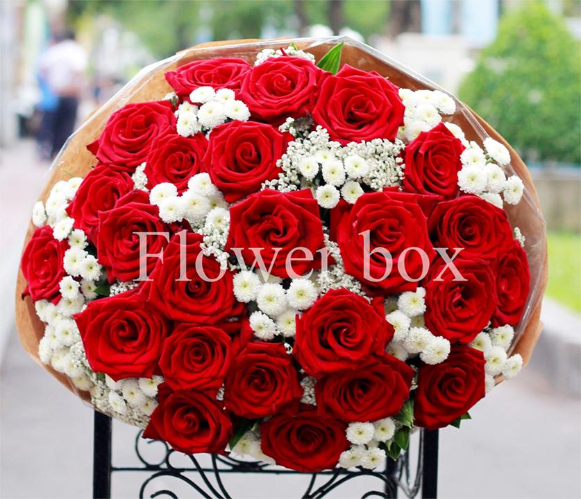 Bó hoa kỷ niệm - FBBO 053