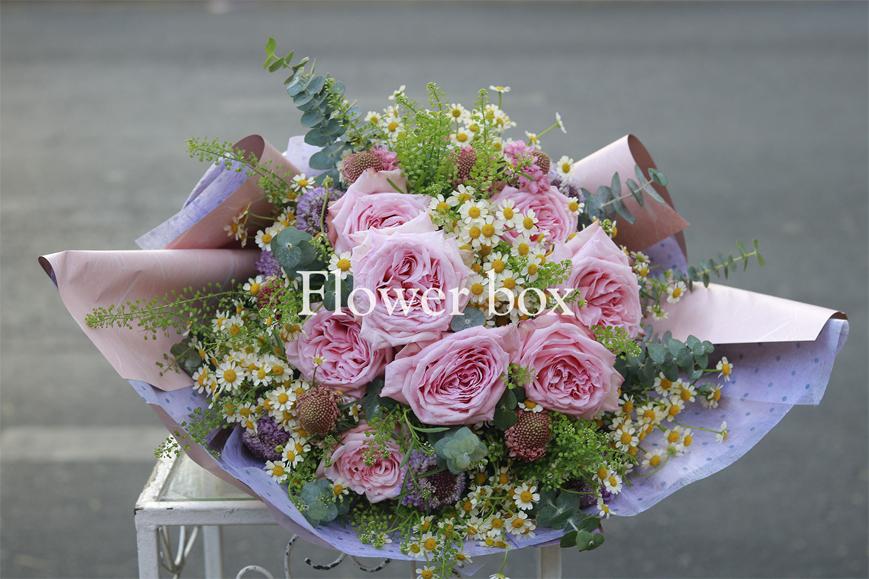 Bó hoa sinh nhật - FBBO 042