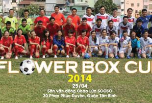 GIẢI ĐẤU BÓNG ĐÁ FLOWER BOX CUP 2014
