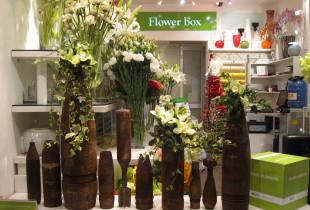 FLOWER BOX THỰC HIỆN HOA HÒA BÌNH