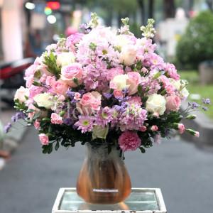Bình hoa trang trí - FBVA 049