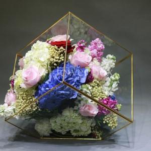 Hộp kính hoa - FBTB 063