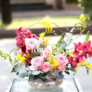 Bình hoa trang trí - FBVA 063