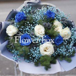 Bó hoa sinh nhật - FBBO 054